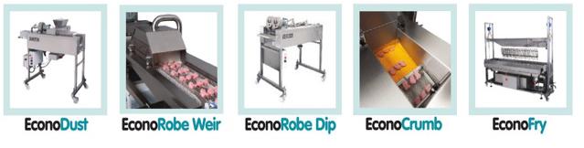 Оборудование для обработки продукции