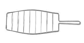 Решетка для рыбы Mibrasa