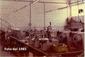 Фабрика Pasquini