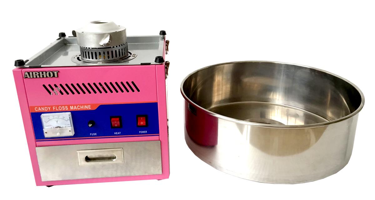 Инструкция аппарат сахарной ваты