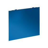 Типы облицовки крашенная голубая панель