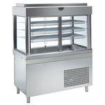 Прилавок для Холодных Блюд ANGELO PO SL14RVRV