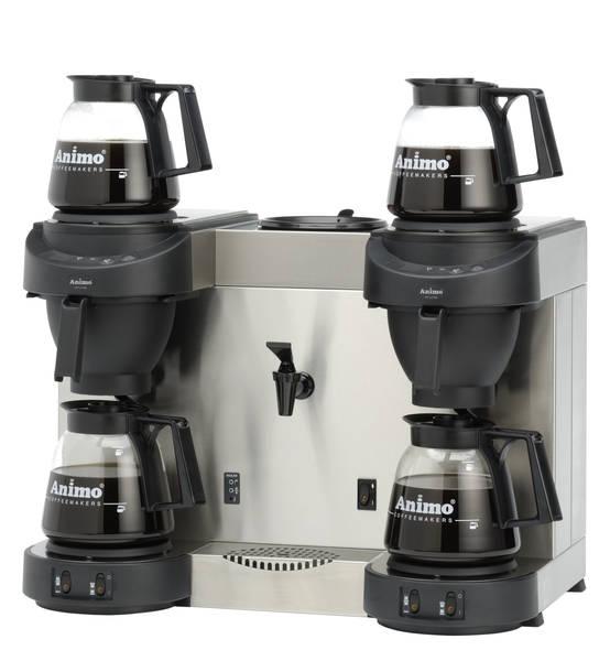 Кофеварка ANIMO M202W
