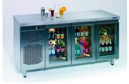 Холодильные столы/ прилавки для напитков