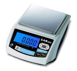 Весы Электронные Лабораторные CAS MWP-3000