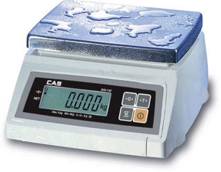 Порционные весы CAS SW-2W