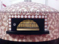 CEKY Печи для пиццы дровяные купольные