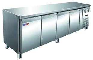 Стол с охлаждаемым шкафом COOLEQ GN4100TN
