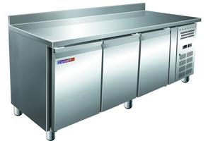 Стол с Морозильным Шкафом COOLEQ GN3200BT