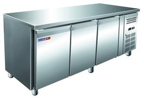 Стол с морозильным шкафом COOLEQ GN3100BT