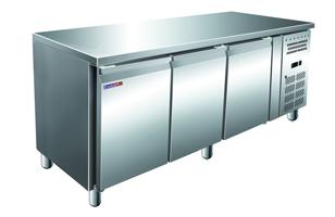 Стол с охлаждаемым шкафом COOLEQ SNACK3100TN/600