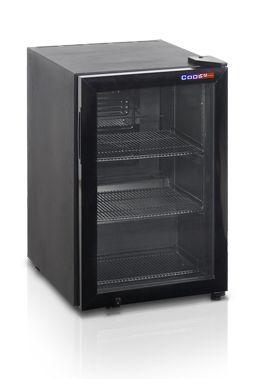 Шкаф холодильный со стеклом COOLEQ BC 60