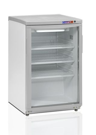 Шкаф холодильный со стеклом COOLEQ BC85/145