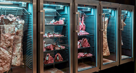 DRY AGER - Шкаф для созревания мяса в ресторане