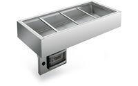 Прилавок тепловой встраиваемый Enofrigo BASE SC 1000 BM (водяной)