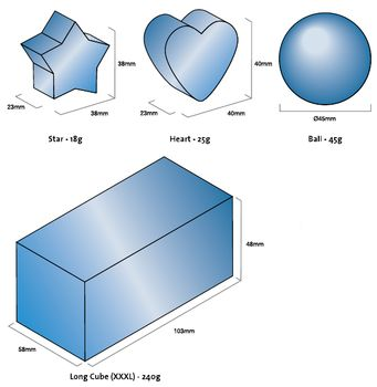 Льдогенераторы для специальных форм льда