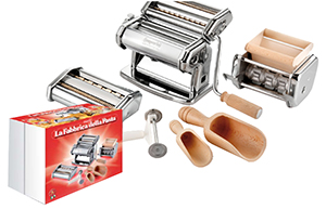 Набор для приготовления лапши и равиоли La Fabbrica Della Pasta