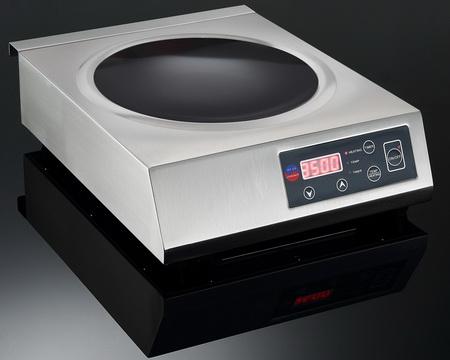 Внешний вид ндукционной плитки IN3500 WOK