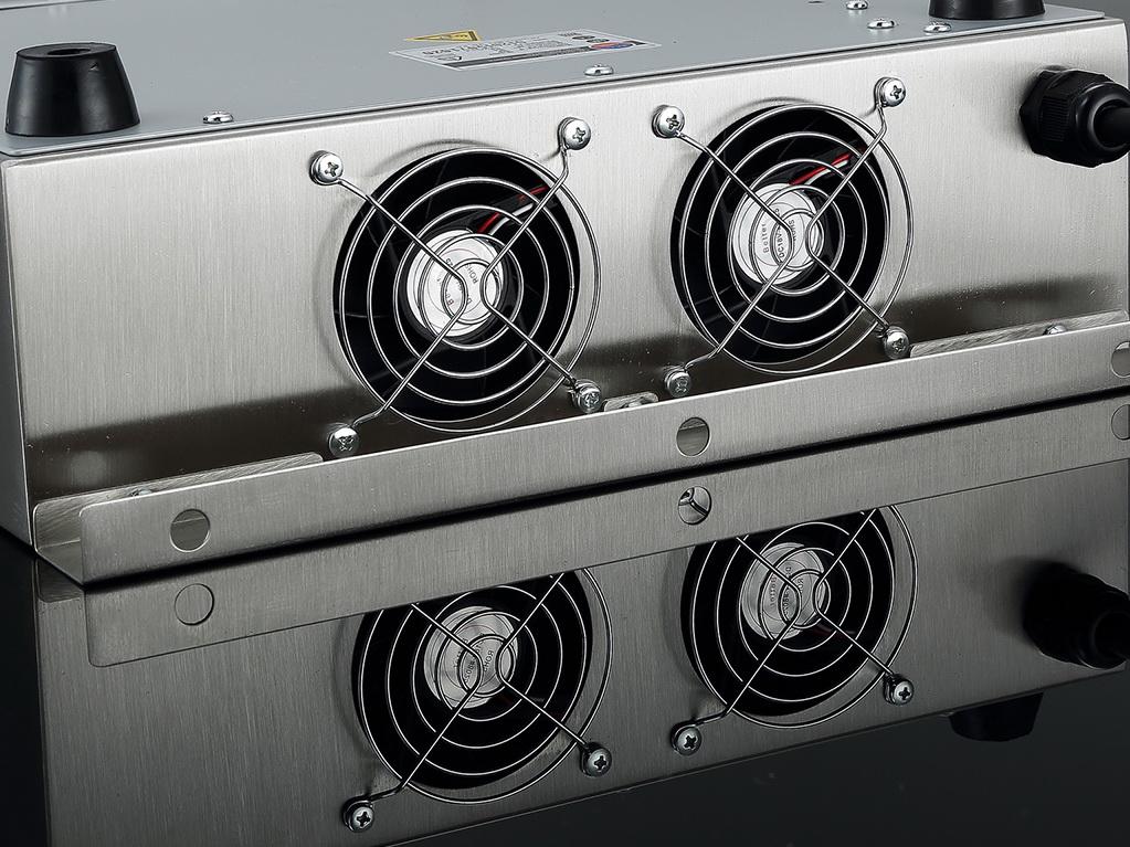 Система охлаждения индукционной плитки IN3500 WOK