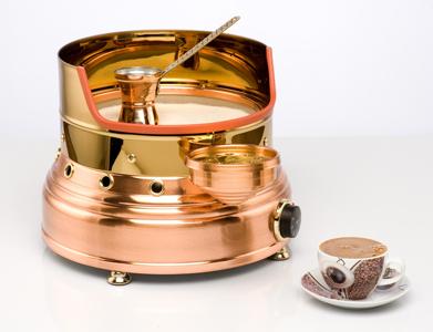 Аппарат кофе на песке JOHNY AK 8-1 N