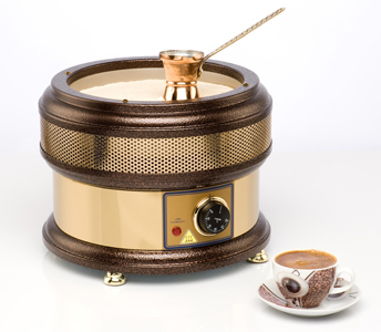 Аппарат кофе на песке JOHNY AK 8-3 N