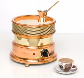 Аппарат кофе на песке JOHNY AK 8-4
