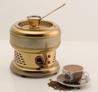 Аппарат кофе на песке JOHNY AK 8-5 GOLD