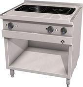 Индукционная плита с керамической поверхностью 10013249