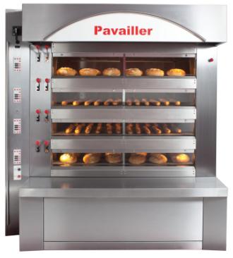 Печь подовая PAVAILLER OPAL Y24C