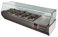 Витрина холодильная настольная POLAIR VT2V-G