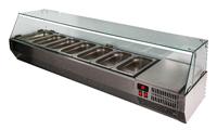 Витрина холодильная настольная POLAIR VT3V-G