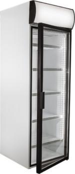 Шкаф холодильный со стеклом POLAIR DM107-PK