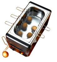 Аппарат для Варки Яиц ROLLER GRILL CO60