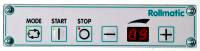 Rollmatic Хлеборезки настольные панель управления CP42-52