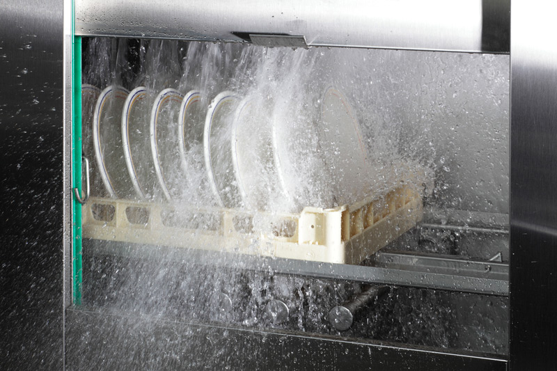 Посудомоечные машины конвейерного типа