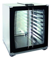 Unox XLT 193 Шкаф расстоечный для конвекционных печей с пароувлажнением LineMiss Touch