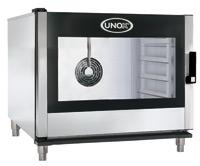 UNOX Тепловой шкаф XVL 385 Пароконвекционные печи линия ChefTop Evolution