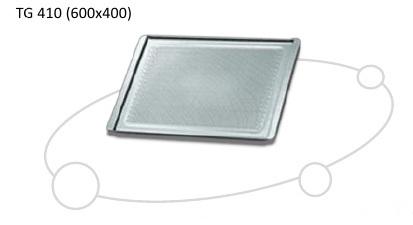 UNOX Перфорированный алюминиевый противень TG 410