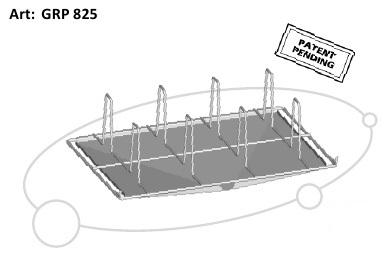Противень для кур Pollo GRP 825