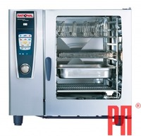 Пароконвектомат RATIONAL SCC 102G 5 SENSES газ A128300.30