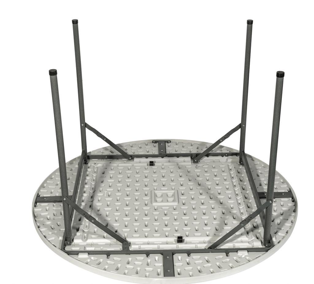 Стол для кейтеринга складной круглый S-0313 D.1160 - вид снизу