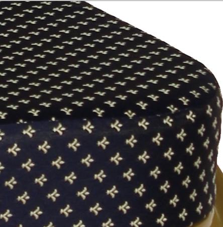 Стул банкетный ST-020 20мм Каркас золотой Обивка бежевая - Стандартные цвета