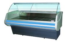 Прилавок холодильный НАРОЧЬ 120 вс синий