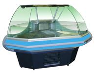 Прилавок холодильный НАРОЧЬ ун 90 внешний синий