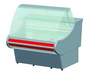 Прилавок холодильный кондитерский НАРОЧЬ 2 120 ввк красный
