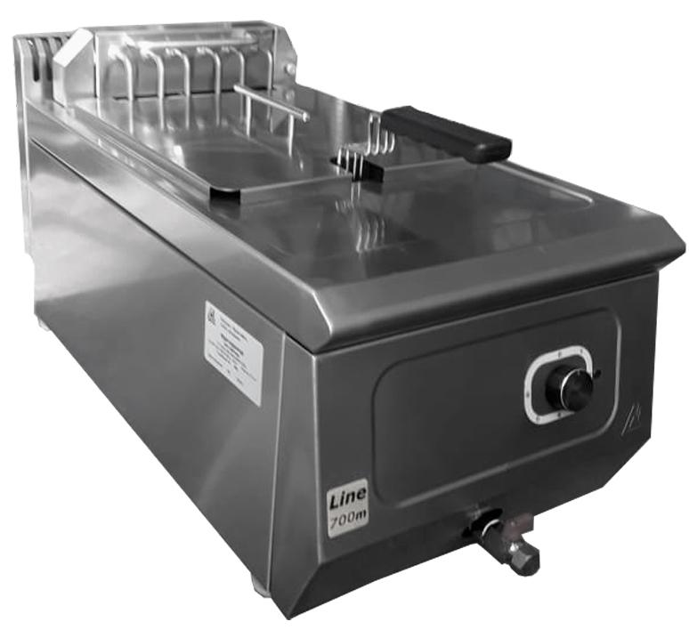 Сковорода открытая индукционная 700 серии ITERMA пжи800700мк